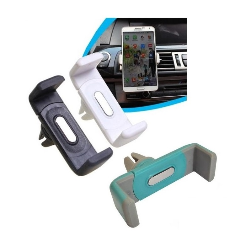 Air Vent Car Mount Gps Smartphone Holder - 3 Colors